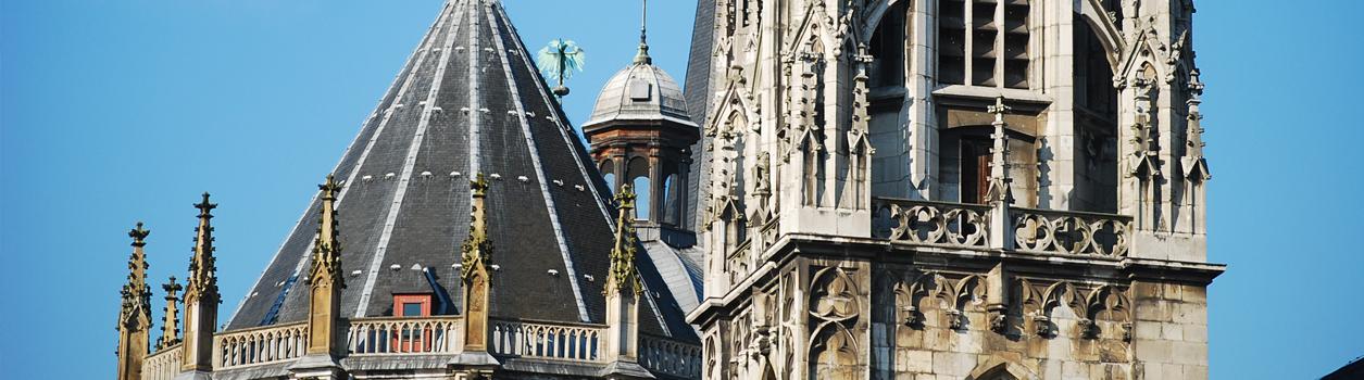 Aachener Dom & Kirche St. Foillan